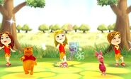 Winnie the Pooh DS - DMW2