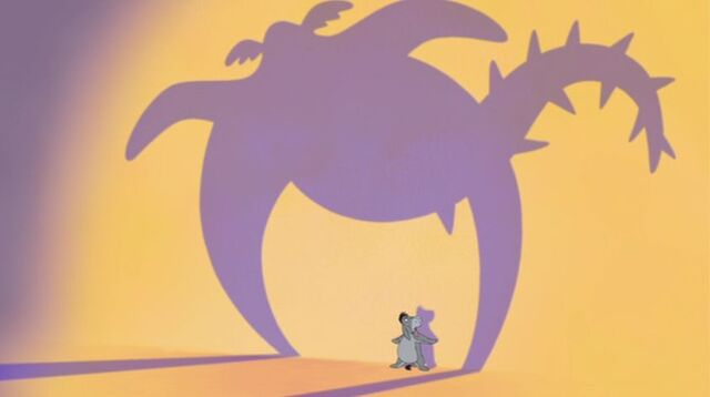 File:Pooh's Heffalump Movie - It's Got Three Horns Above and Eleven Below.jpg