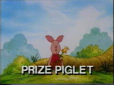 Prizepiglet