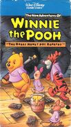 The New Adventures Of Winnie the Pooh Volume 1 VHS