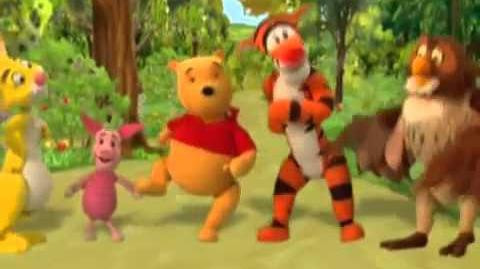 Everyone Knows He's Winnie the Pooh--The Book of Pooh