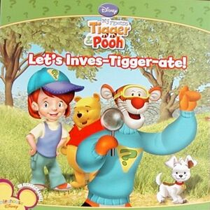 Let's Inves-Tigger-ate!