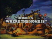 Homeiswherethehomeis