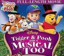 Mis Amigos Tigger y Pooh y la Celebracion Musical