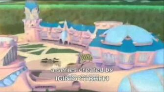 Winx Club Winx You're magic now - NICK OPENING