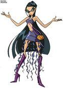 ~Mitzi Halloween Costume~