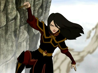 File:Azula hangs from cliff.jpg