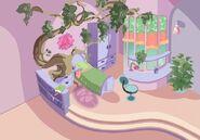 Flora's Bedroom