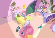 Bloom's Bedroom