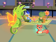Winx Club Episode 201 - Concorda and her Pixie Pets
