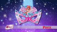Winx Club - mail from the Winx Party Mask!