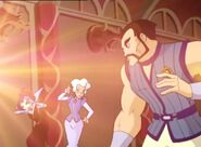 Griffin, Faragonda, Codatorta - The Shadow Pheonix (1)
