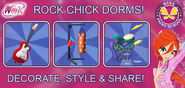 WFS - Rock Chick Dorms!