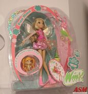 ASM Mattel Toy Fair 2005 Pixie Magic Flora Prototype Doll