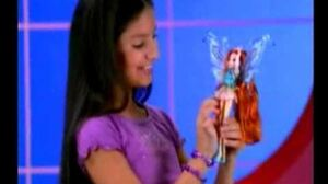 Winx Club Glam Magic Dolls commercial