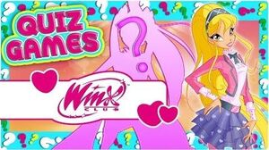 Winx Quiz - Guess The Character 1