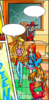 Winxclub comic issue 39 the king of rock - DuFour Stella Bloom and other student