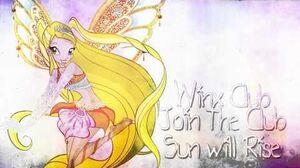 Winx Club Join the Club - Sun will Rise SoundTrack