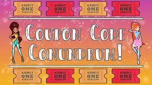 Winx Club Butterflix Adventures - Coupon Code Conundrum