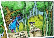 The Swamp Monster (6)