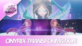 Winx Club, World of Winx - ONYRIX TRANSFORMATION! OFFICIAL! (English) HD-0