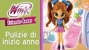 Winx Friends4ever - EPISODIO 3 Pulizie di inizio anno
