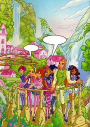 Elf Kingdom Comics
