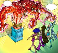 Summoning the Box Beast