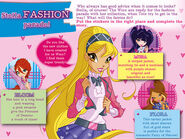 Winx - Stella's Fashion Parade 1