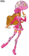 Flora 3 Raincoat Full