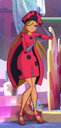 Flora 7 Ladybug