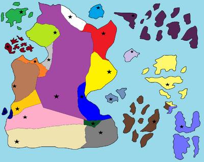 Magix map