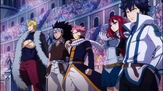 Fairy tail opening 14 FULL ~Yakusoku no Hi e~