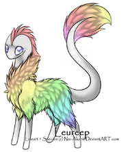 Hatched egg 1 by abnormal adopts-d5pdsrw