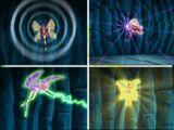 Four Way enchantix convergence