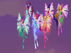 Sirenix winx club 2D