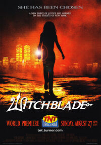 Witchblade 2000 TNT (poster)