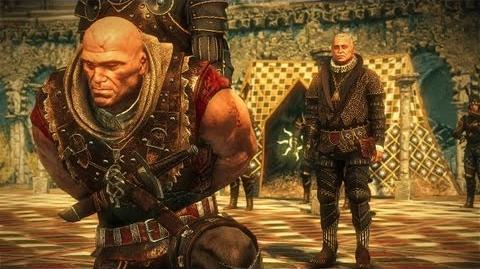 A Summit of Mages (with Letho) (The Witcher 2) Full HD