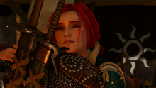 Tw3 Geralt and Triss