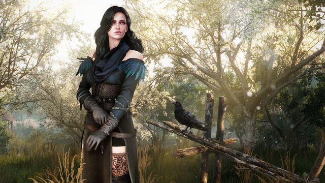 File:Yennefer alternate outfit.jpg