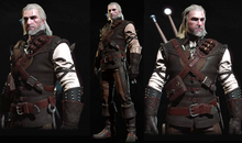 Tw3 Blood and Wine Manticore School Gear