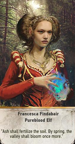 File:Tw3 gwent card face Francesca Findabair Pureblood Elf.png