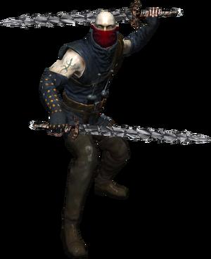 People Salamandra commander