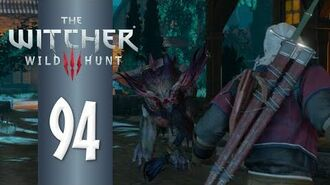 The Oxenfurt Drunk - The Witcher 3 DEATH MARCH! Part 94 - Let's Play Hard