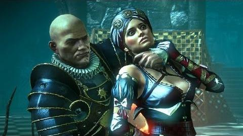 Triss Decompressed (The Witcher 2) Full HD