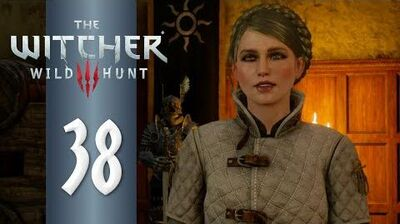 The Women of Dandelion - The Witcher 3 DEATH MARCH! Part 38 - Let's Play Hard