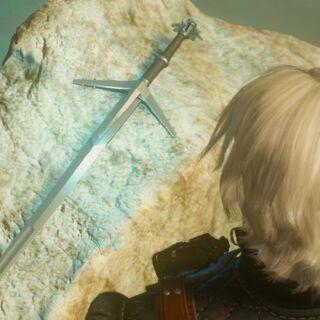 Sword worthy of knight: <a href=