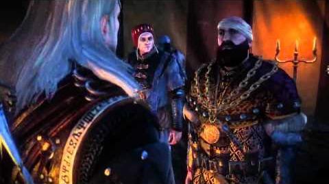 The Witcher 2 Insane Serrit and Auckes no Quen or Health damage taken