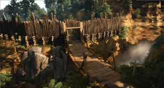 Tw3 Canckler bridge