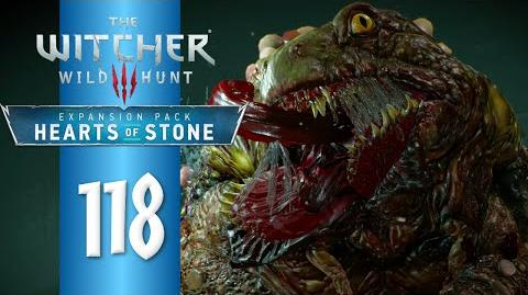 Toad Prince of Oxenfurt - The Witcher 3 DEATH MARCH! Part 118 - Let's Play Hard